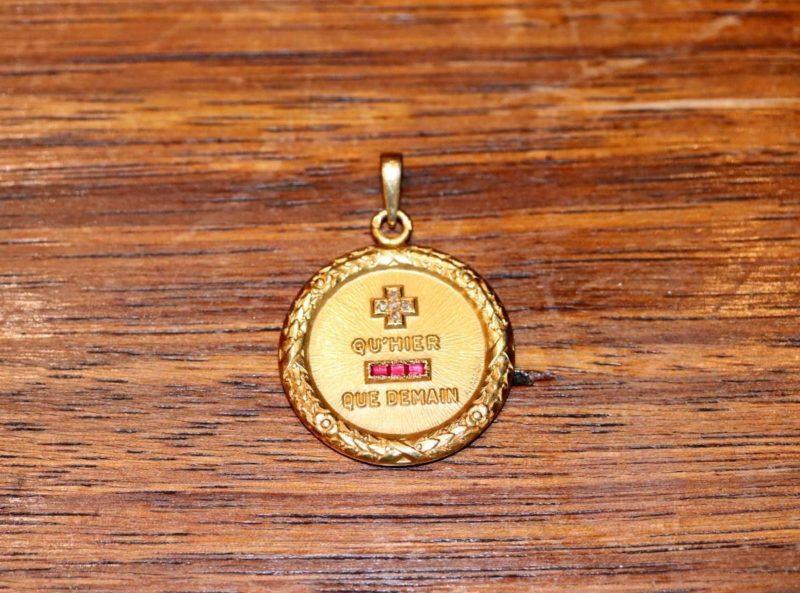 Grande médaille d'Amour Augis