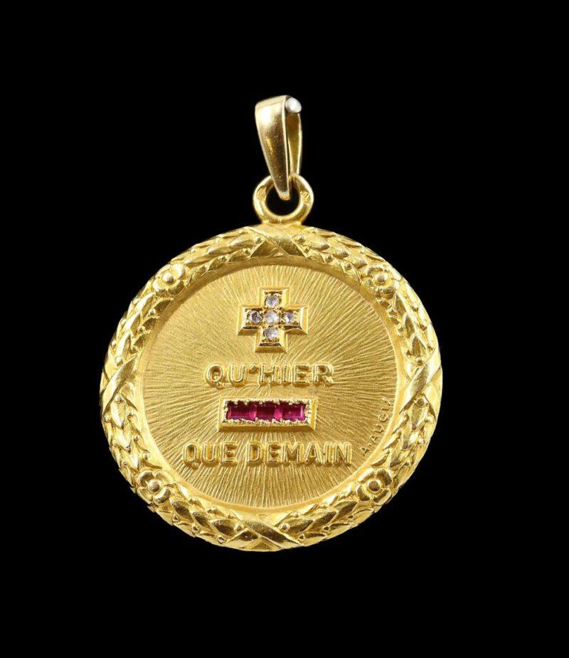 médaille-Augis