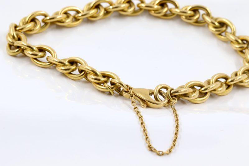Bracelet souple or