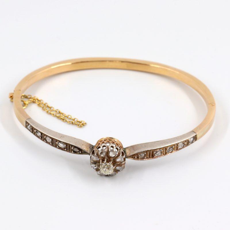 Bracelet marguerite Napoléon III