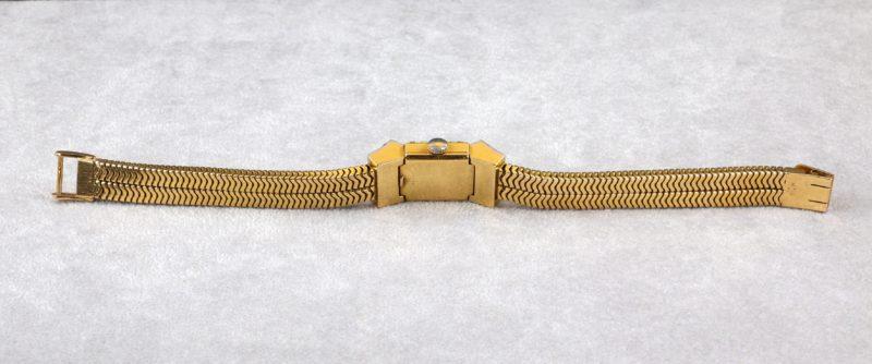 Montre bracelet Movado en or